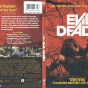 Evil Dead (2013) R1 SLIM DVD COVER