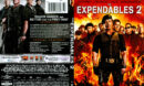 Expendables 2 (2012) R1 SLIM DVD COVER