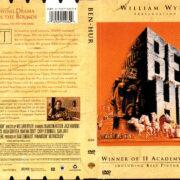 BEN HUR (1959) R1 DVD COVER