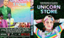 Unicorn Store (2019) R1 CUSTOM DVD COVER