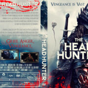 The Head Hunter (2018) R1 Custom DVD Cover