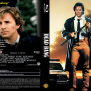 Dead Bang - Kurzer Prozess (1989) R2 German Custom Blu-Ray Covers & Label