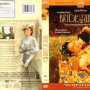 BRIDE OF THE WIND (2001) R1 DVD COVER & LABEL