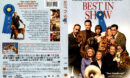 BEST IN SHOW (2000) R1 DVD COVER & LABEL