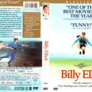 BILLY ELLIOT (2000) R1 DVD COVER & LABEL