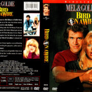 BIRD ON A WIRE (1990) R1 DVD COVER & LABEL