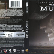 The Mule (2018) R1 4K UHD COVER & LABELS