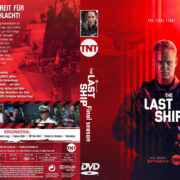 The Last Ship: Final Season (2018) R2 German CUSTOM DVD COVER