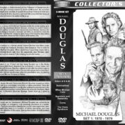 Michael Douglas Film Collection – Set 1 (1970-1979) R1 Custom DVD Covers