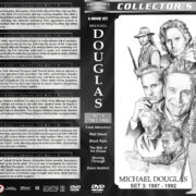 Michael Douglas Film Collection - Set 3 (1987-1992) R1 Custom DVD Covers