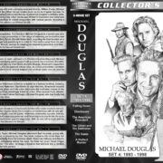 Michael Douglas Film Collection – Set 4 (1993-1998) R1 Custom DVD Covers