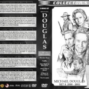 Michael Douglas Film Collection – Set 5 (2000-2003) R1 Custom DVD Covers