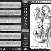 Michael Douglas Film Collection – Set 6 (2006-2009) R1 Custom DVD Covers