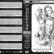 Michael Douglas Film Collection – Set 7 (2010-2014) R1 Custom DVD Covers
