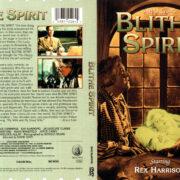 BLITHE SPIRIT (1945) R1 DVD COVER & LABEL