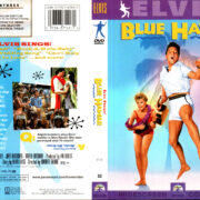 BLUE HAWAII (1961) R1 DVD COVER & LABEL