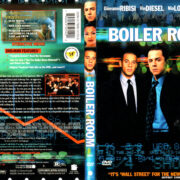 BOILER ROOM (2000) R1 DVD COVER & LABEL