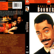 BOOMERANG (1992) R1 DVD COVER & LABEL