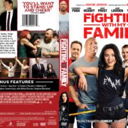 Fighting with My Family (2019) R1 DVD COVER
