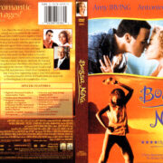 BOSSA NOVA (2000) R1 DVD COVER & LABEL