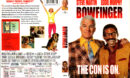 BOWFINGER (1999) R1 DVD COVER & LABEL