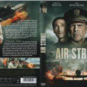 Air Strike (2018) R2 German DVD Cover