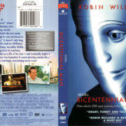 BICENTENNIAL MAN (1999) R1 DVD COVER & LABEL