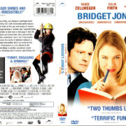 BRIDGET JONES'S DIARY (2001) R1 DVD COVER & LABEL