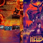 Hellboy (2019) R1 Custom DVD Cover