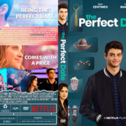 The Perfect Date (2019) R1 Custom DVD Cover