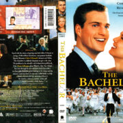 THE BACHELOR (1999) R1 DVD COVER & LABEL