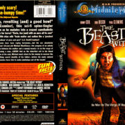 THE BEAST WITHIN (1981) R1 DVD COVER & LABEL