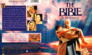 THE BIBLE IN THE BEGINNING (1966) R1 DVD COVER & LABEL