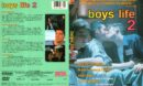 BOYS LIFE 2 (1998) R1 DVD COVER & LABEL