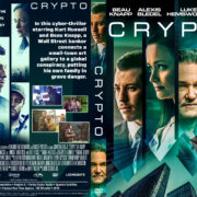Crypto (2019) R1 Custom DVD Cover
