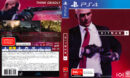 Hitman 2 (2018) R4 PS4 Cover & Label