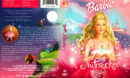 BARBIE IN THE NUTCRACKER (2001) R1 DVD COVER & LABEL