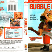 BUBBLE BOY (2001) R1 DVD COVER & LABEL