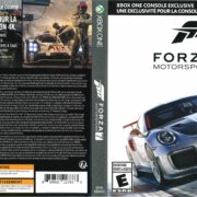 Forza Motorsport 7 (2017) Xbox One Cover