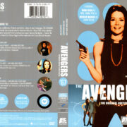 THE AVENGERS '67 R1 DVD Covers & Labels