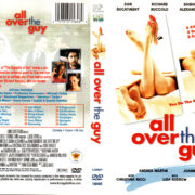 ALL OVER THE GUY (2001) R1 DVD COVER & LABEL