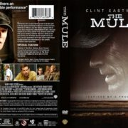 The Mule (2018) R1 DVD Cover