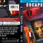 Escape Room (2019) R1 Custom Blu-Ray Cover