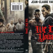 We Die Young (2019) R1 DVD Cover