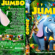 Jumbo (2019) R1 Custom DVD Cover