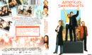 AMERICA'S SWEETHEART (2001) R1 DVD COVER & LABEL