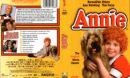 ANNIE (1981) R1 DVD COVER & LABEL