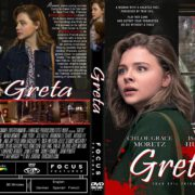 Greta (2019) R0 Custom DVD COVER