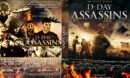 D-Day Assassins (2019) R1 Custom DVD Cover
