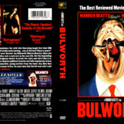 BULLWORTH (1999) R1 DVD COVER & LABEL